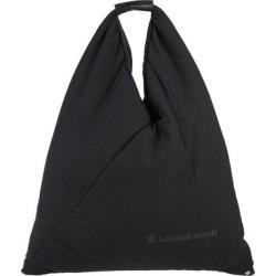 Handbag - Black - MM6 by Maison Martin Margiela Totes found on Bargain Bro from lyst.com for USD $196.84
