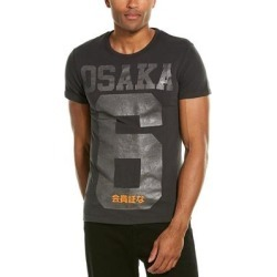 Superdry Osaka Camo T-Shirt (XL), Men's, Black found on Bargain Bro Philippines from Overstock for $19.79