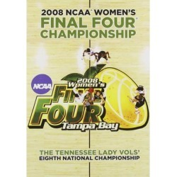 Tennessee Lady Vols 2008 NCAA Women's Basketball National Champions DVD found on Bargain Bro India from Fanatics for $19.99