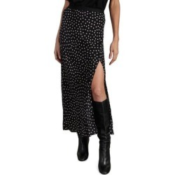 Capture Midi Skirt - Black - Sanctuary Skirts found on Bargain Bro from lyst.com for USD $40.28