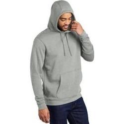 Nike Men's Club Fleece Hoodie (XL - Dark Grey Heather), Dark Gray Grey found on Bargain Bro from Overstock for USD $45.59