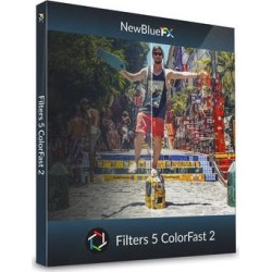 NewBlueFX ColorFast 2 Download, Mac/Windows SKUCFT2 found on Bargain Bro Philippines from B&H Photo Video for $94.05