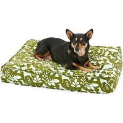 Molly Mutt Amarillo by Morning Square Dog Bed Duvet Cover, Huge, Medium/Large found on Bargain Bro Philippines from Chewy.com for $39.00