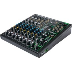 Mackie ProFX 10 V3 10 CH Mixer with Effects/USB found on Bargain Bro India from Crutchfield for $229.99