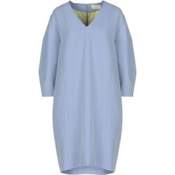 Short Dress - Blue - Sara Battaglia Dresses found on Bargain Bro Philippines from lyst.com for $284.00
