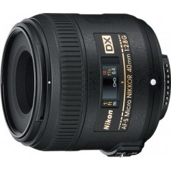 Nikon AF-S DX Micro-Nikkor 40mm f/2.8G Lens found on Bargain Bro from Crutchfield for USD $210.48