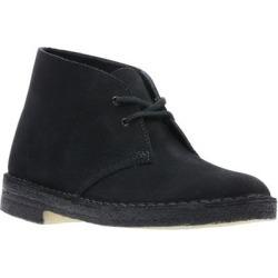 Clarks Desert Chukka Boot - Black - Clarks Boots found on Bargain Bro from lyst.com for USD $114.00