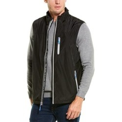 Tailorbyrd Performance Fleece-Lined Vest (L), Men's, Black found on MODAPINS from Overstock for USD $54.99