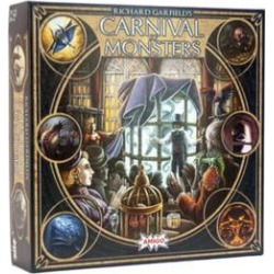 Amigo Richard Garfield's Carnival of Monsters Strategy Game found on Bargain Bro from belk for USD $28.80