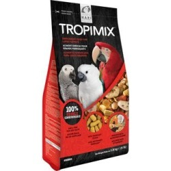 Tropimix Formula for Large Parrots, 4lbs., 4 LB found on Bargain Bro Philippines from petco.com for $24.95