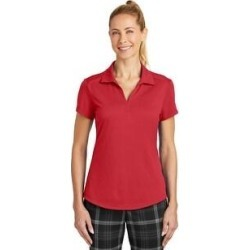 Nike Women's Dri-FIT Legacy Polo (2XL - Gym Red)(polyester) found on Bargain Bro from Overstock for USD $39.89