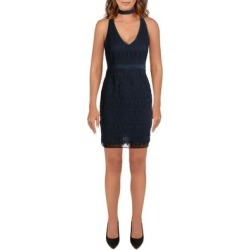 Likely Womens Cocktail Dress Lace Choker - Navy found on MODAPINS from Overstock for USD $21.99