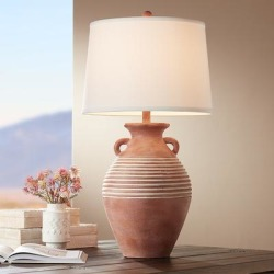 Sierra Southwest Rustic Jug Table Lamp found on Bargain Bro from LAMPS PLUS for USD $68.39