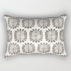 "Rectangular Pillow | Seeds by Holli Zollinger - Small (17"" x 12"") - Society6"