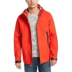 Superdry Mens Coat Waterproof Embroidered - Red - XL (Red - XL), Men's(polyester) found on Bargain Bro from Overstock for USD $58.89
