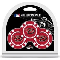 Arizona Diamondbacks Golf Chip 3-Pack Set found on Bargain Bro India from Fanatics for $14.99