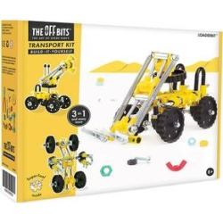 The OFFBits Toy Building Sets - Yellow LoaderBit Toy Kit found on Bargain Bro from zulily.com for USD $20.51
