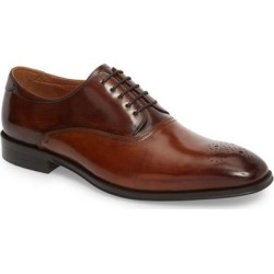 Belfast Brogued Derby - Brown - Florsheim Lace-Ups found on Bargain Bro India from lyst.com for $125.00
