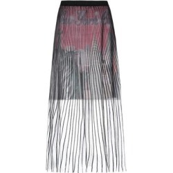 Long Skirt - Black - Balenciaga Skirts found on Bargain Bro Philippines from lyst.com for $542.00