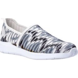 Women's TravelBound Soleil Slip-On by Propet in Grey (Size 7 M) found on Bargain Bro from Woman Within for USD $53.19