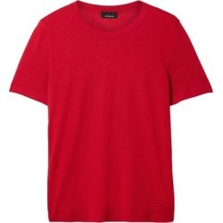 Jumper - Red - Akris Knitwear found on MODAPINS from lyst.com for USD $322.00