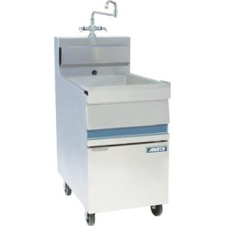 Anets RSF-18 Pasta Pro 16.5 Gallon Pasta Rinse Station