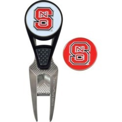 """NC State Wolfpack CVX Repair Tool & Ball Markers Set"""