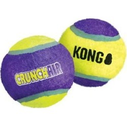 KONG CrunchAir Balls Dog Toy, Small found on Bargain Bro India from Chewy.com for $5.49