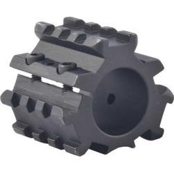 Lite Mount Technologies 3-Rail Picatinny Shotgun Mount - 25mm 3-Rail Shotgun Mount