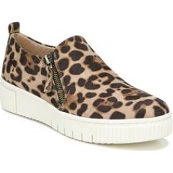 Women's Turner Sneaker by Naturalizer in Cheetah (Size 6 1/2 M) found on Bargain Bro from fullbeauty for USD $45.59