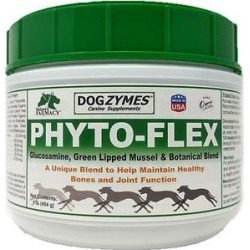 Nature's Farmacy Dogzymes Phyto Flex Dog Supplement, 1-lb jar found on Bargain Bro Philippines from Chewy.com for $38.78