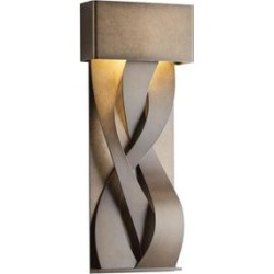 Hubbardton Forge Tress 22 Inch Tall 1 Light LED Outdoor Wall Light - 302527-1006 found on Bargain Bro from Capitol Lighting for USD $1,070.08