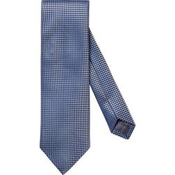 Neat Dot Silk Tie - Blue - Eton of Sweden Ties found on Bargain Bro India from lyst.com for $155.00