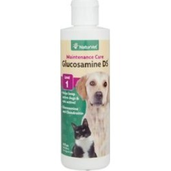NaturVet Glucosamine DS Liquid with Chondroitin Hip & Joint Formula Dog & Cat Liquid Supplement