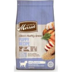 Merrick Classic Healthy Grains Dry Dog Food Puppy Recipe, 12-lb bag