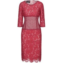 Knee-length Dress - Red - Boutique Moschino Dresses found on Bargain Bro Philippines from lyst.com for $210.00