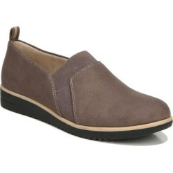 Idea Slip-on Loafer - Brown - SOUL Naturalizer Flats found on Bargain Bro India from lyst.com for $60.00