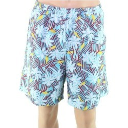 Columbia Mens Swimwear Blue Size 2XL Super Backcast Palm Tree Swim Trunk (2XL), Men's(nylon) found on MODAPINS from Overstock for USD $21.98