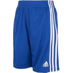 Boys 8-20 adidas Classic 3-Stripe Shorts, Boy's, Size: Large, Brt Blue found on Bargain Bro from Kohl's for USD $11.40