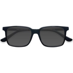Male's Rectangle Black Acetate Prescription sunglasses - EyeBuydirect's Epoch found on Bargain Bro Philippines from EyeBuyDirect.com for $32.00