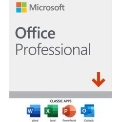 Microsoft Office Professional 2019 1-User License, Download - [Site discount] 269-17076 found on Bargain Bro Philippines from B&H Photo Video for $439.99