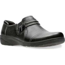 Clarks Cheyn Madi Women's Leather Slip-On Shoes, Size: Medium (8), Oxford found on Bargain Bro from Kohl's for USD $68.40
