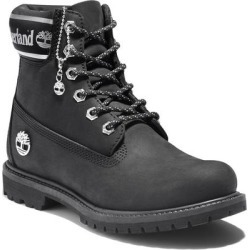 6-inch Premium Waterproof Boot - Black - Timberland Boots found on Bargain Bro from lyst.com for USD $129.20