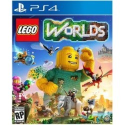 ARCADE1UP Multi LEGO Worlds PS4 found on Bargain Bro from belk for USD $15.19