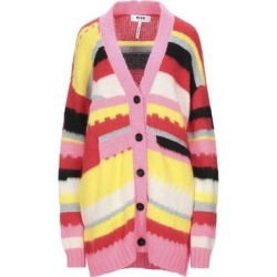 Cardigan - Pink - MSGM Knitwear found on MODAPINS from lyst.com for USD $369.00