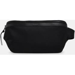 Black Fanny Pack - Black - Saint Laurent Belt Bags found on Bargain Bro from lyst.com for USD $582.16