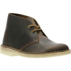 Clarks Desert Chukka Boot - Black - Clarks Boots found on Bargain Bro India from lyst.com for $150.00