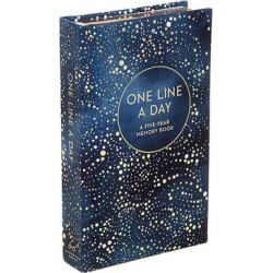 Chronicle Wellness Books - One Line a Day: A Five-Year Memory Book Journal found on Bargain Bro India from zulily.com for $10.99