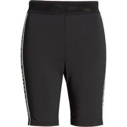 Logo Side Stripe Bike Shorts - Black - Pam & Gela Shorts found on Bargain Bro from lyst.com for USD $41.04