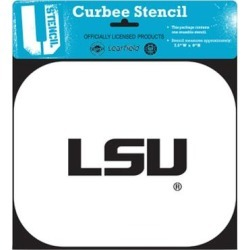 LSU Tigers Curbee Stencil found on Bargain Bro Philippines from Fanatics for $21.99